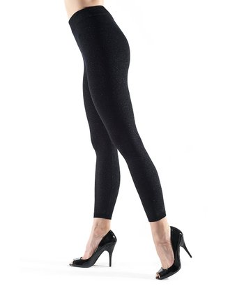 Black Luxe Leggings