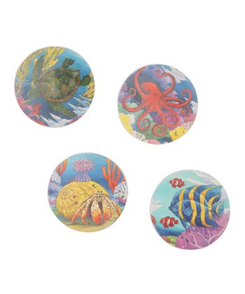 CounterArt Under the Sea Coaster Set