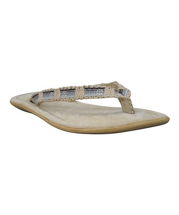 Denim Cyclone Flip-Flop