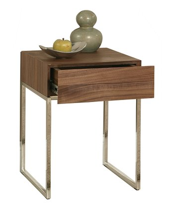 Walnut Harbor End Table