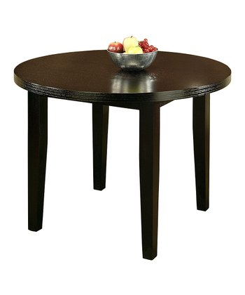 Espresso Cabo Dining Table