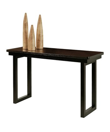 Espresso Fairhaven Sofa Table