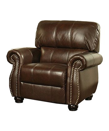 Ashley Leather Armchair