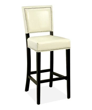 Napa White Bar Stool