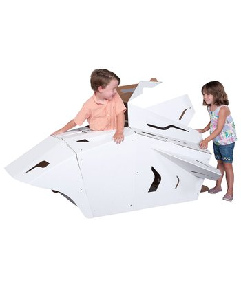 Space Shuttle Play Structure