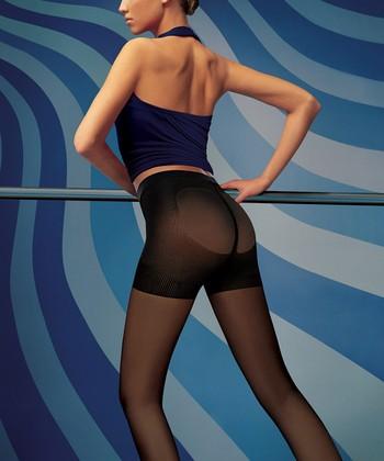ORI Black Body Action 20 Tights - Women