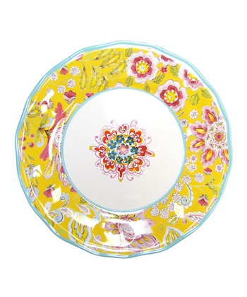 Provence Melamine Dinner Plate - Set of Four