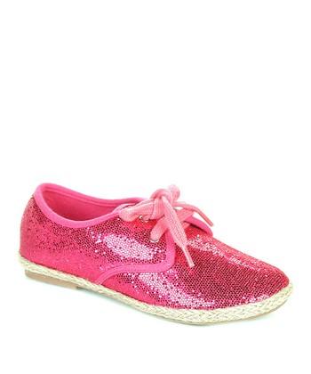 Fuchsia Hema Sneaker