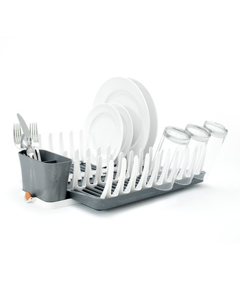 Bright Graphite Smart Dish Rack