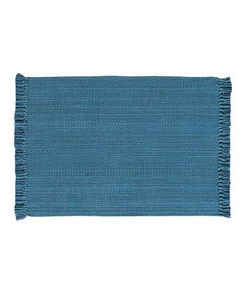 Newport Blue Casual Classics Place Mat - Set of Four