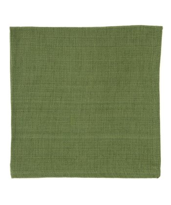 Green Casual Classics Napkin - Set of Four