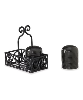 Blackstone Salt & Pepper Shaker Set