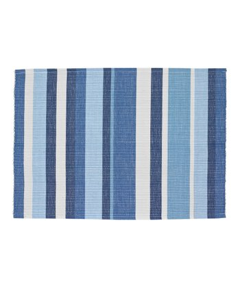 Cool Blues Place Mat - Set of Four
