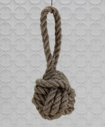 Twine Ball Ornament