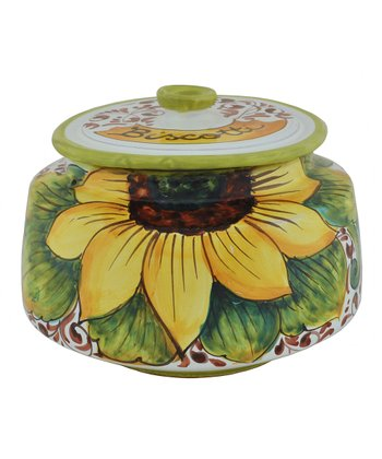 Sunflower Jar
