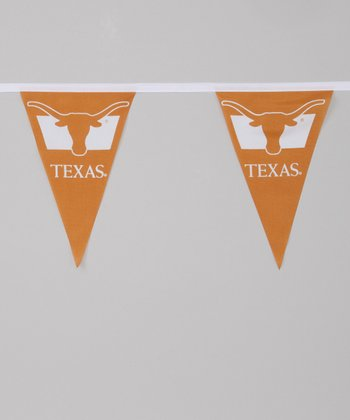 Texas Party Pennant Flag