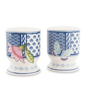 Courtyard Salt & Pepper Shakers