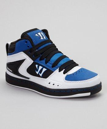 Warrior Royal Blue & White Hound Dog Sneaker