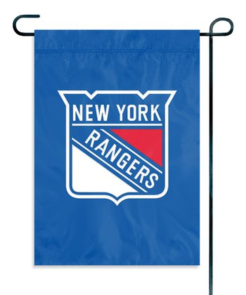 New York Rangers Garden/Window Flag