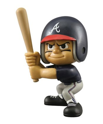 Atlanta Braves Series 2 Lil' Teammate Batter Figurine