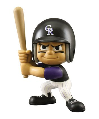 Colorado Rockies Series 2 Lil' Teammate Batter Figurine