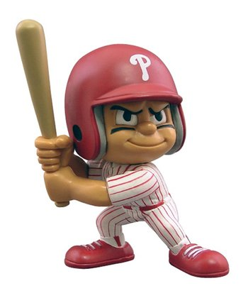 Philadelphia Phillies Series 2 Lil' Teammate Batter Figurine