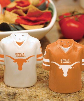 Texas Salt & Pepper Shakers