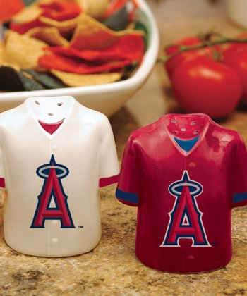 Los Angeles Angels Salt & Pepper Shakers