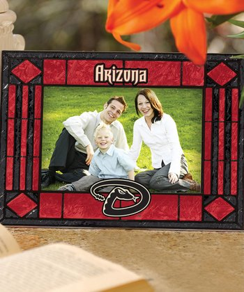 Arizona Diamondbacks Art Glass Frame