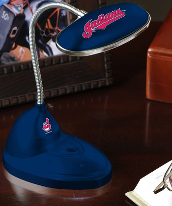 Cleveland Indians LED Desk Lamp