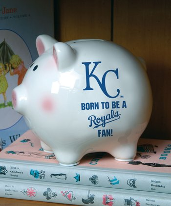 Kansas City Royals Piggy Bank