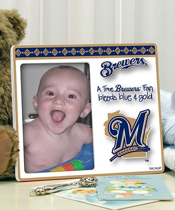 Milwaukee Brewers True Fan Frame