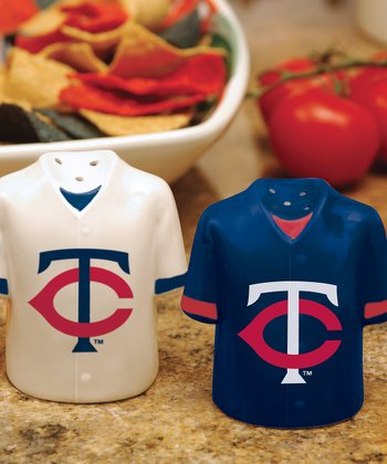 Minnesota Twins Salt & Pepper Shakers
