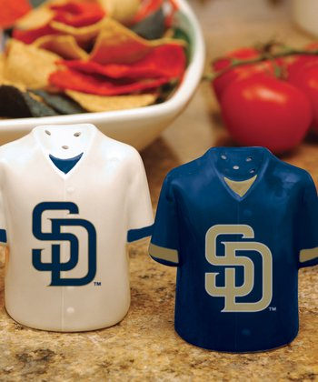 San Diego Padres Salt & Pepper Shakers