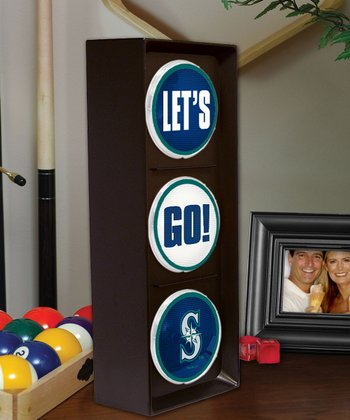 Seattle Mariners 'Let's Go' Light
