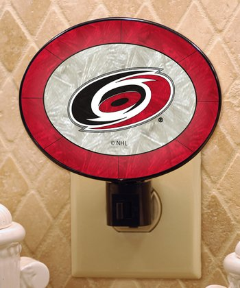Carolina Hurricanes Oval Night-Light