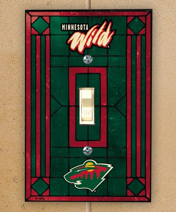 Minnesota Wild Light Switch Cover