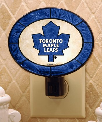 Toronto Maple Leafs Oval Night-Light