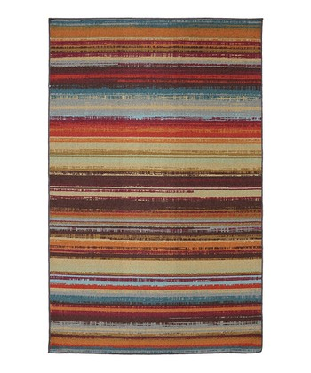 Avenue Stripe Indoor/Outdoor Rug