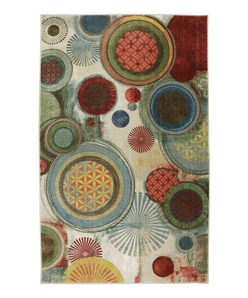 Ornamental Flow Rug