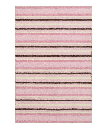 Pink Cuddle Blush Rug