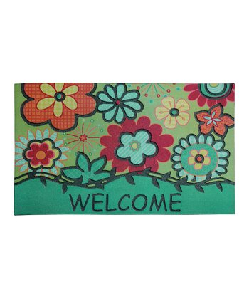 Pretty Posies Merriwether Welcome Doormat