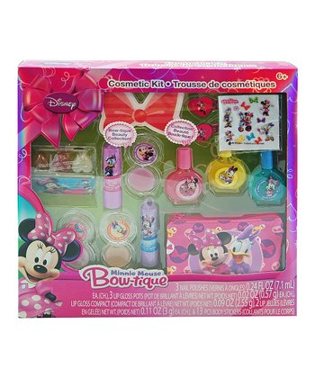 Minnie Bowtique Cosmetic Set