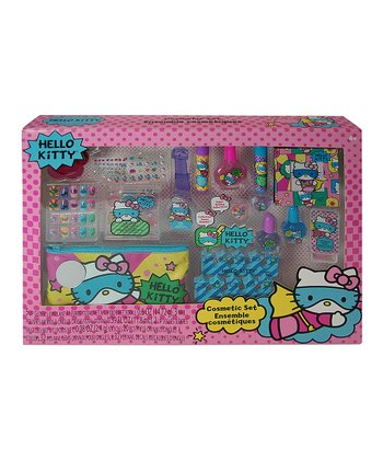 Hello Kitty Mega Lip & Nails Set