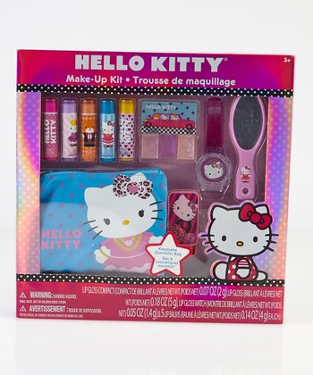 Hello Kitty Cosmetic Box Set