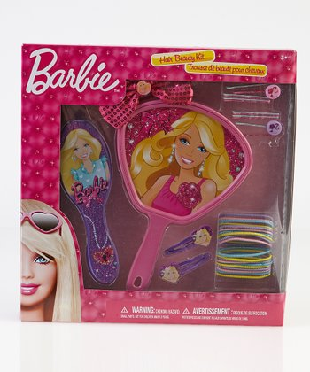 Barbie Hair & Beauty Set