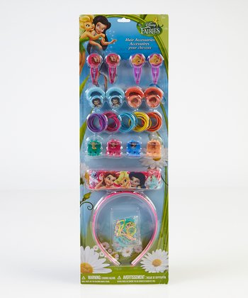 Disney Fairies Hair Accessory Set