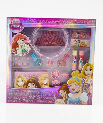 Disney Princess Cosmetic & Jewelry Set
