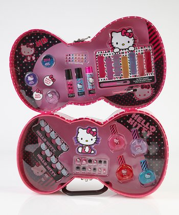 Hello Kitty Cosmetics Bow Box