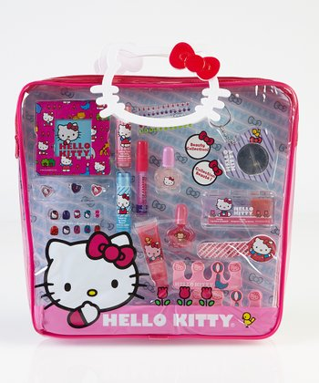 Hello Kitty Mega Cosmetics Tote